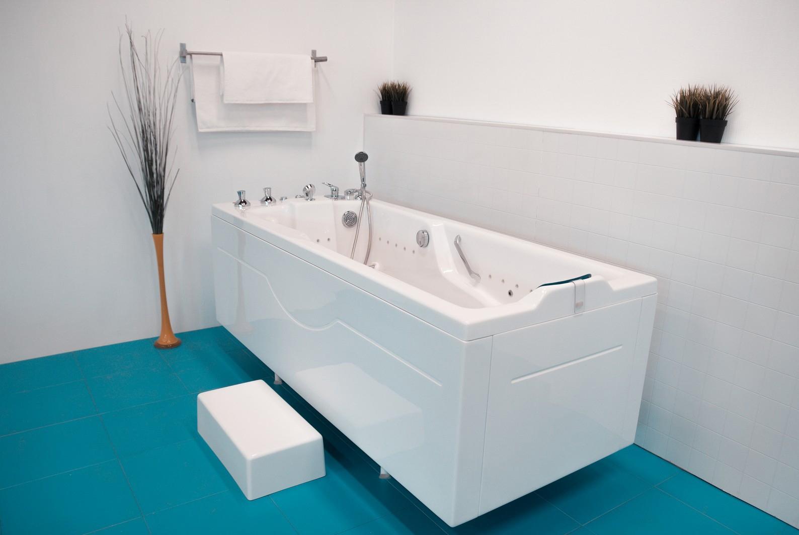 Лечебные ванны для санатория