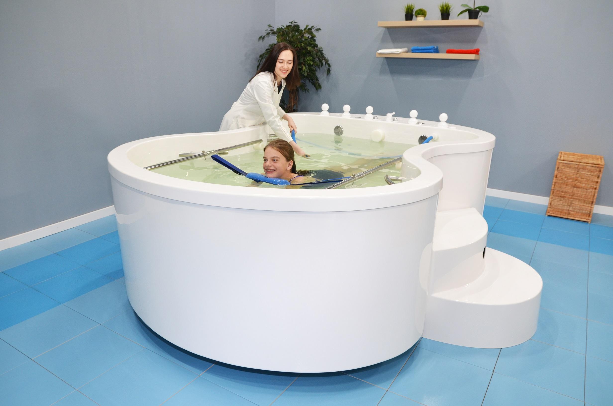 Водолечебная ванна Хаббарда (Губбарда)
